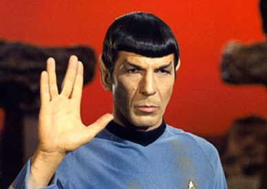 Inactivity, I have goodbyes for everyone. Spock+Live+long