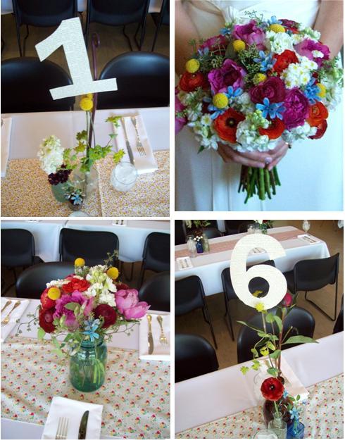 Sweet pea floral Design Ann Arbor Bride wedding flowers vintage