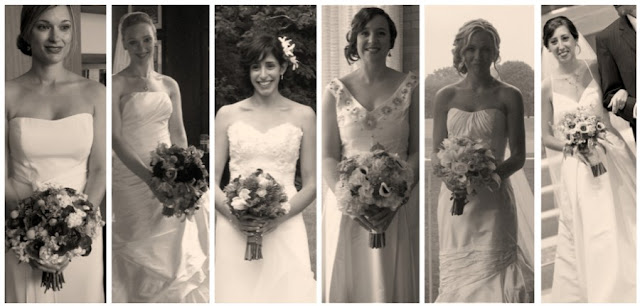 Ann Arbor Sweet Pea Floral Design Brides Bouquets flowers florist wedding flowers hand tied vintage outdoors independent