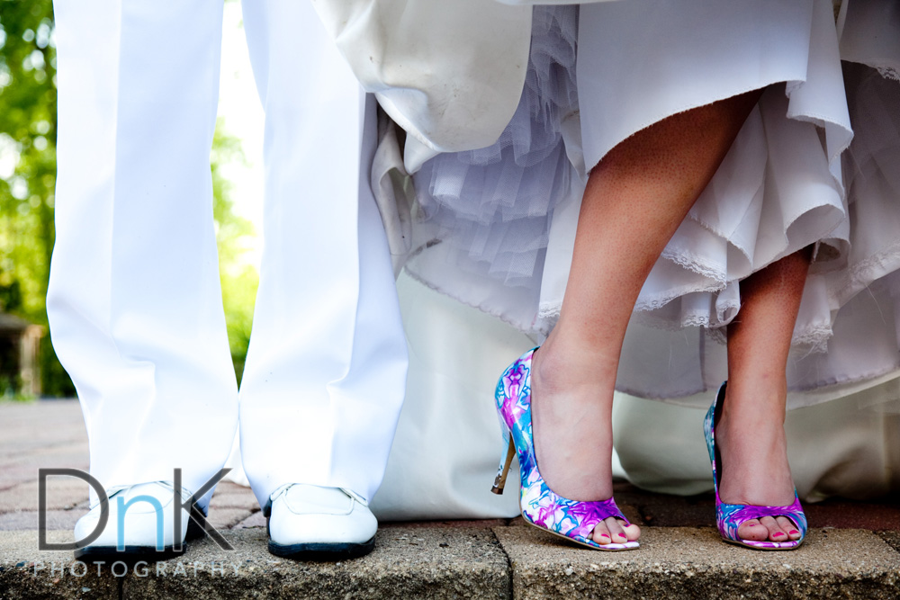 inspired weddings colored wedding shoes part 2