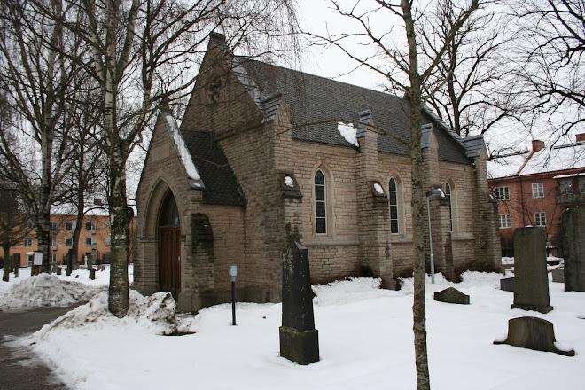 Helige Sergius kapell i Örebro, bredvid Olaus Petri kyrka