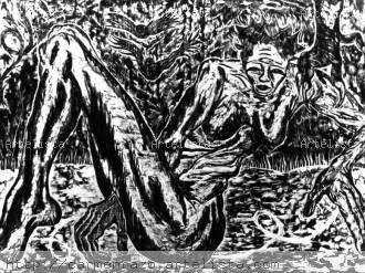 Leteo, el río del infierno