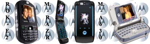 Mas celulares Motorolas