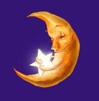 La luna Naranja