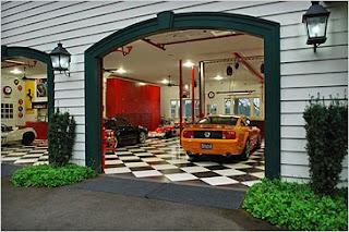 Cool garage ideas lighting remodeling very cool for 2 car tandem garage