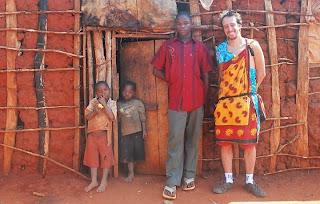 Gabriel Buchmann na África