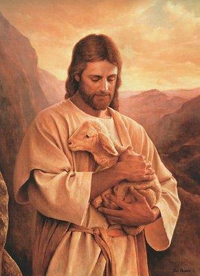 Evangelio 7 de Diciembre del 2010 Jesus+buen+pastor