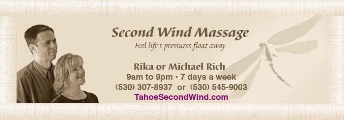 Second Wind Massage