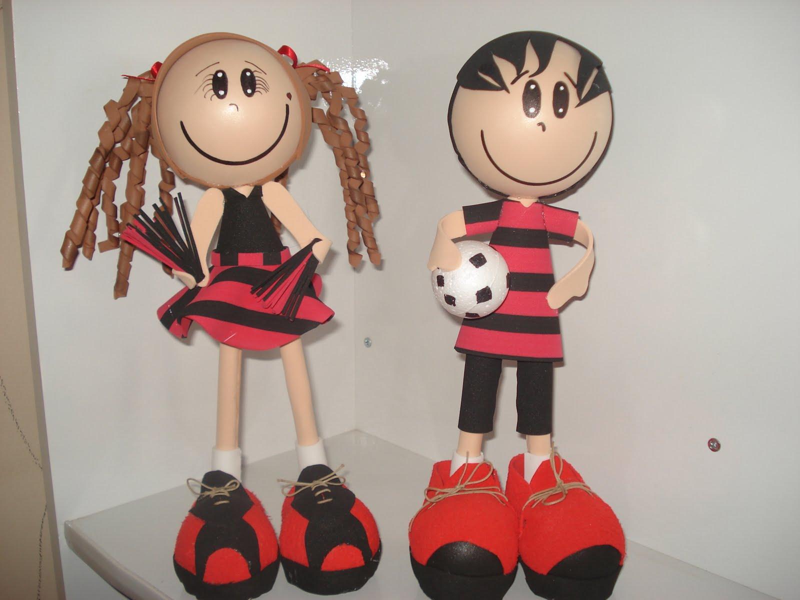 Bonecas Artes Eva