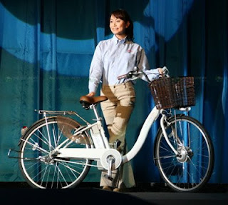 The Sanyo Eneloop Electric Bike And More Bicycle Design