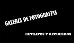 Galeria de fotografias.