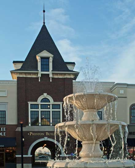 All things retail development part 3 ohio lifestyle for Jewelry store levis commons perrysburg