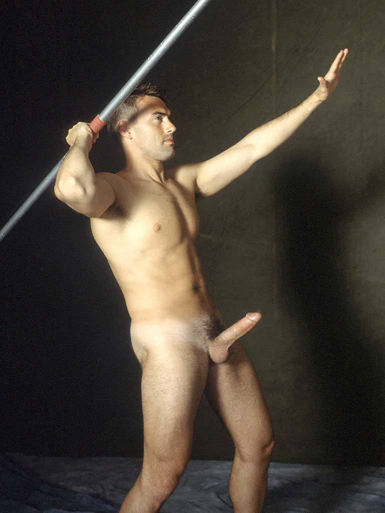 naked sports stars male