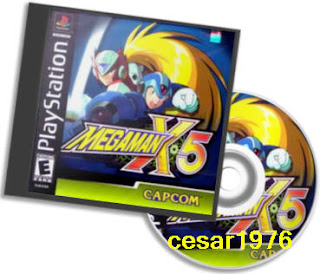 Megaman X5 Full Portable Para PC