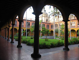 Antiguo Patio de Estudiantes de Literatura