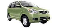 Warna Toyota New Avanza 2012 - Light Green Metallic