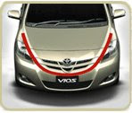 Eksterior Toyota All New Vios 2010