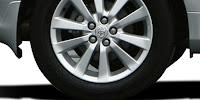 Spesifikasi Toyota All New Corolla Altis