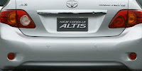 Fitur Toyota All New Corolla Altis