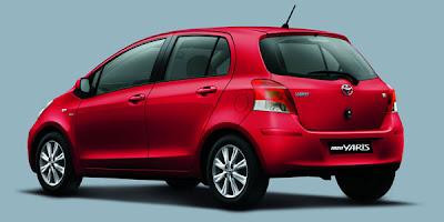 Gambar Toyota New Yaris 2010