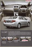 Corolla 2000cc