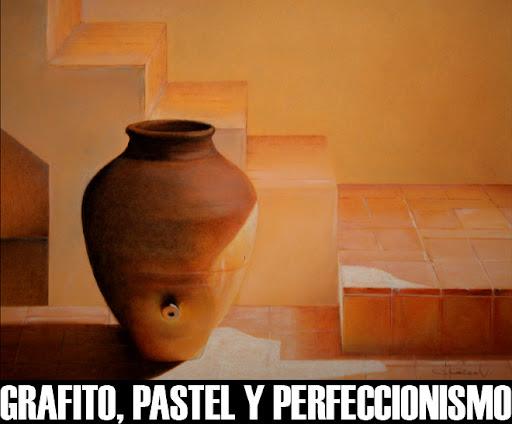 Grafito, pastel y perfeccionismo