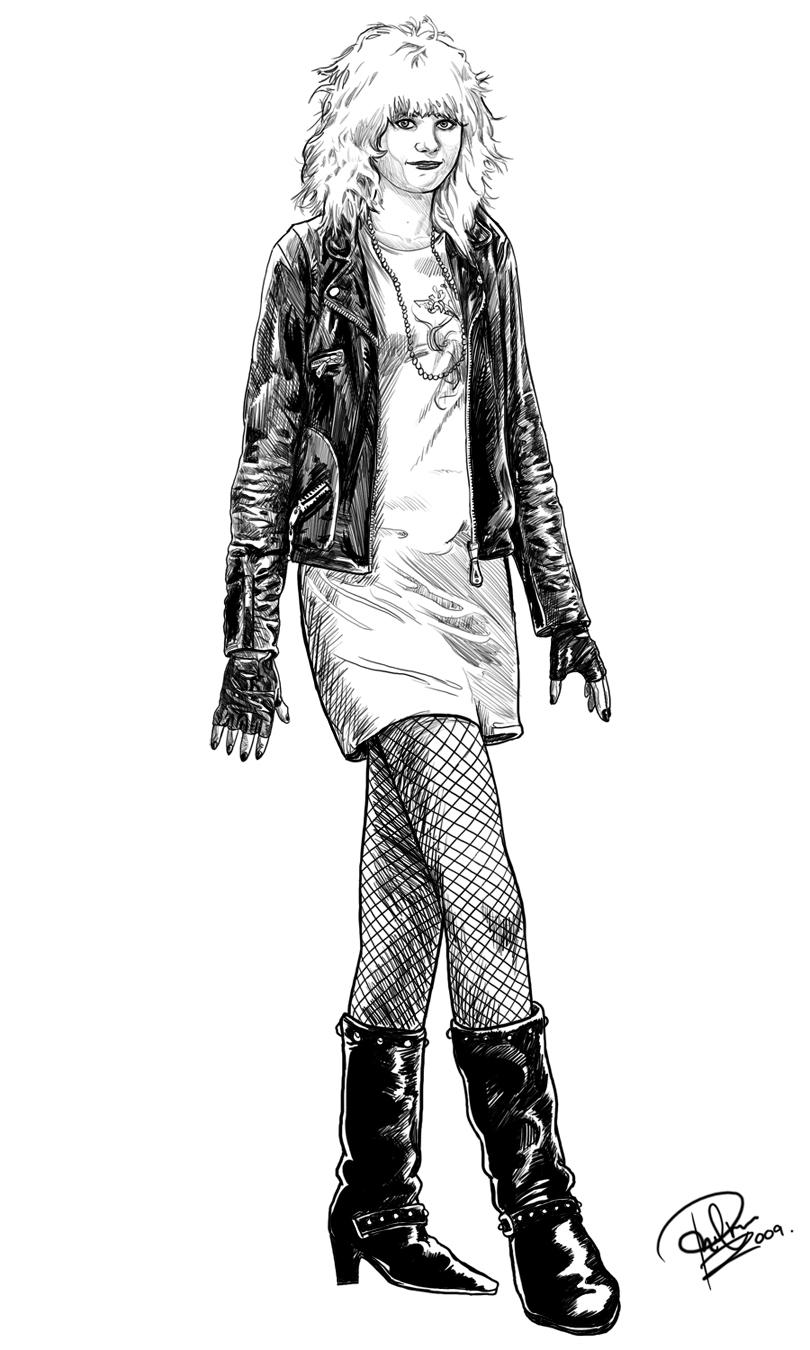 phil chen u0026 39 s blog  more fashion drawings