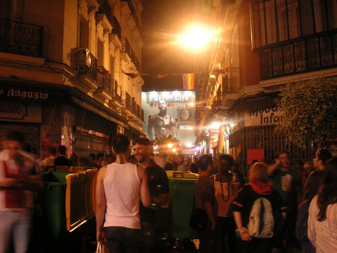 chueca, orgullo gay, madrid juliol 2008