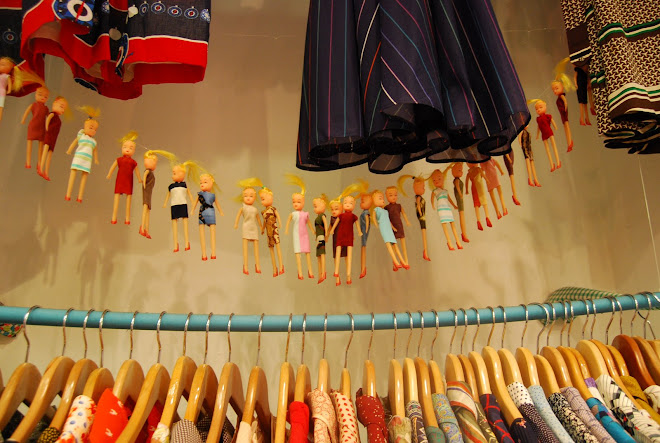 Soho shop, London, Agost 2008