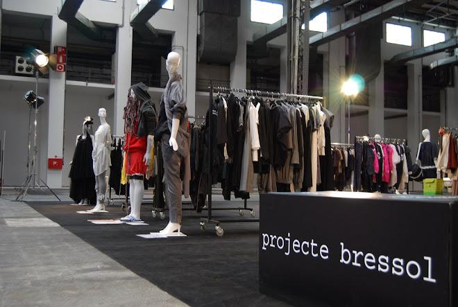 projecte bressol, 080 barcelona fashion, setembre 2008