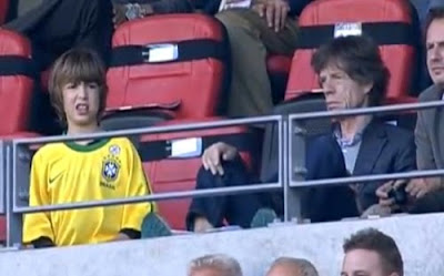 world cup wc2010 sorte se fodeu p frio Mick Jagger medalo holandesa elimiao culpado copa do mundo brasil azar  blog  Holanda 2x1 Brasil, veja quem foi o culpado pela eliminao brasileira e o medalho holands.