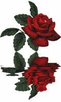 Rose tag.