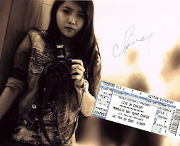 Charice's Autograph: 5/10/2009