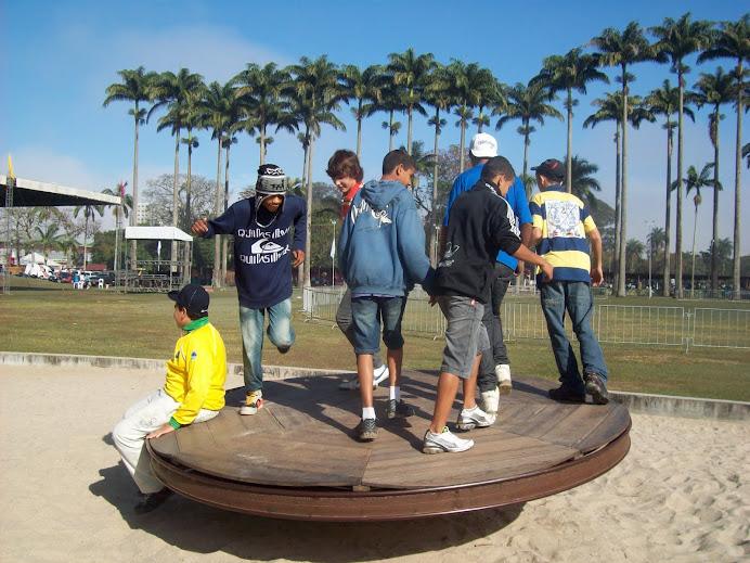 Passeio Cultural (Parque Cidade, S.J.C/SP).