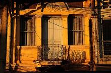 Le vecchie case coloniali