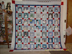 My Snowman Quilt