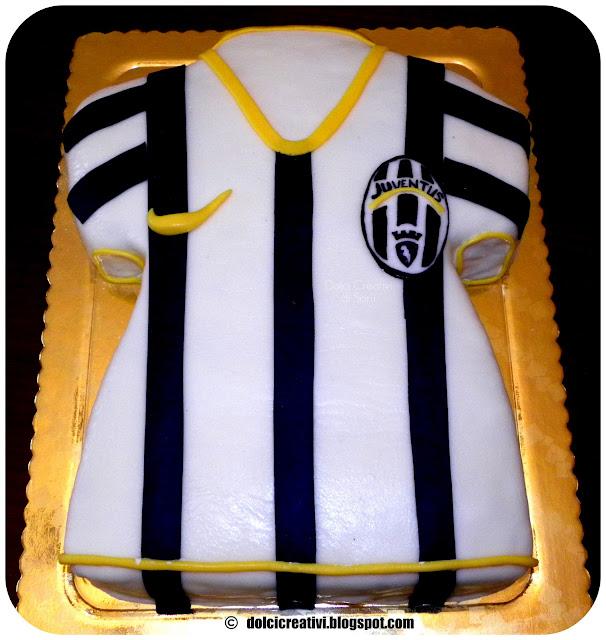 Torta Maglia Juventus