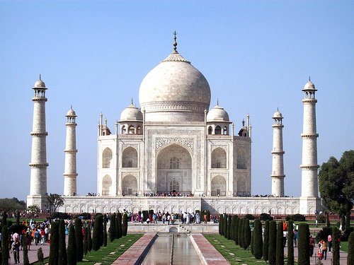 Agra (India), Taj Majal