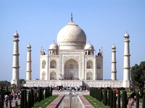 Agra (India), Taj Majal