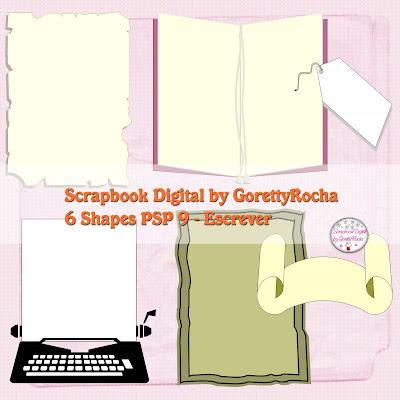 http://scrapbookdigitalbygorettyrocha.blogspot.com/2010/01/shapes-psp-9-para-escrever.html