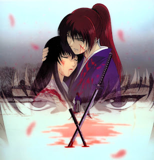 Rurouni Kenshin Japanese anime
