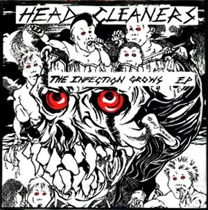 Headcleaners Disinfection EP