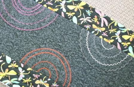Berrima Patchwork Bernina Club Circular Embroidery Attachment Magnificent Embroidery Attachment For Sewing Machine