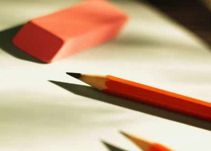 FÍSICA II: Porque a Borracha é capaz de apagar o lápis?