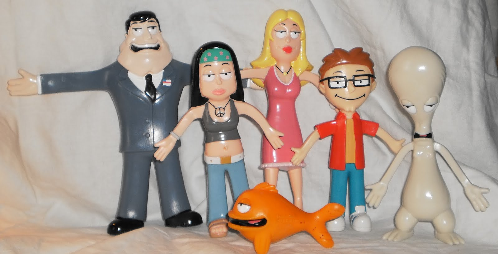 Toys For Dads : Personajes de cine tbo y tv padre made in u s a