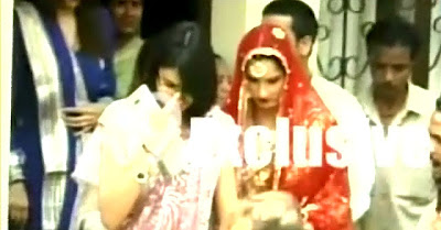 Exclusive Sania Mirza Marriage Pic