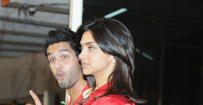 siddharth mallya wiki.  actress: Deepika Padukone Spotted with Siddharth Mallya at IPL Photos