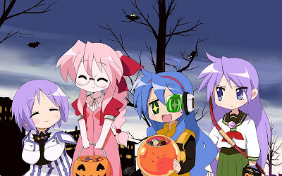 Site Blogspot  Star Wallpaper on Manga World  Lucky Star S Cosplay Wallpaper