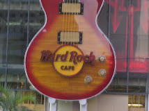 New Hard Rock Cafe on Strip