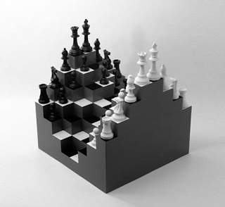 Reluctant chauffeur creative chess sets - Multilevel chess ...
